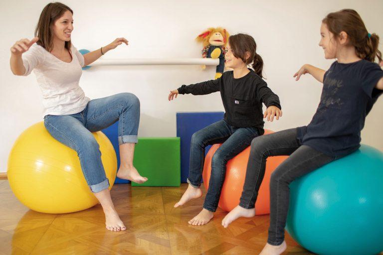 Kinderphysiotherapie Graz